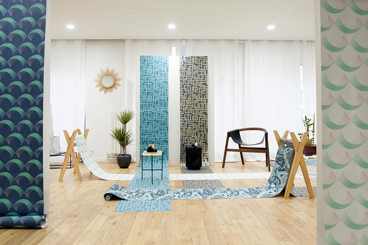 farrow ball paris telex. Black Bedroom Furniture Sets. Home Design Ideas